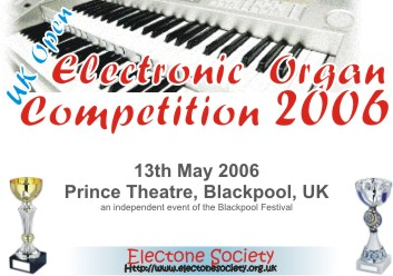 Competition 2006 advert